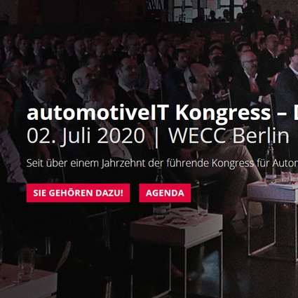 automotiveIT Kongress 2020